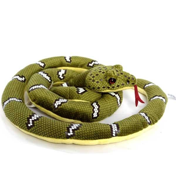 Had plyšový