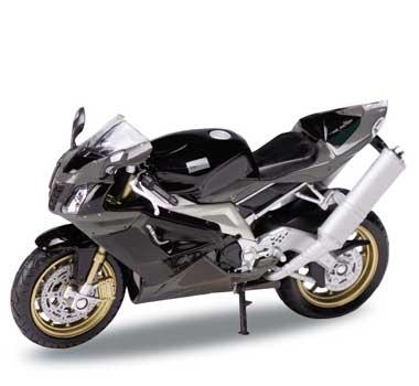 Motorka 1:18 Welly APRILIA RSV 1000 R F