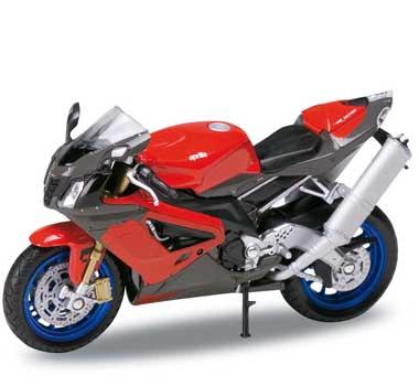 Motorka 1:18 Welly APRILIA RSV 1000 R