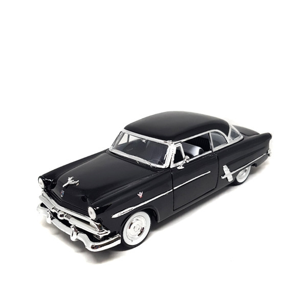 Auto 1:24 Welly Ford Victoria1953 zelený