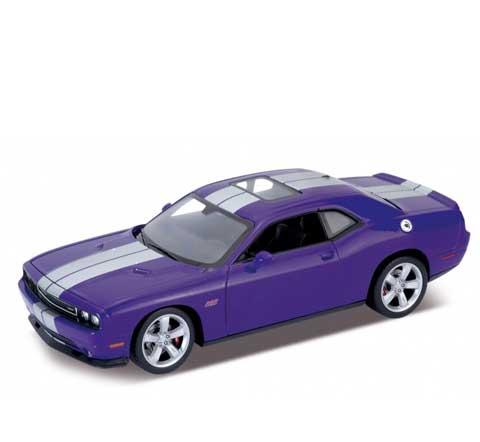 Auto 1:24 Welly 2012 Dodge Challenger SR