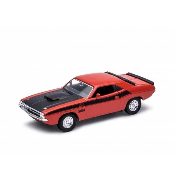 Auto 1:34 Welly 1970 Dodge Challenger TA