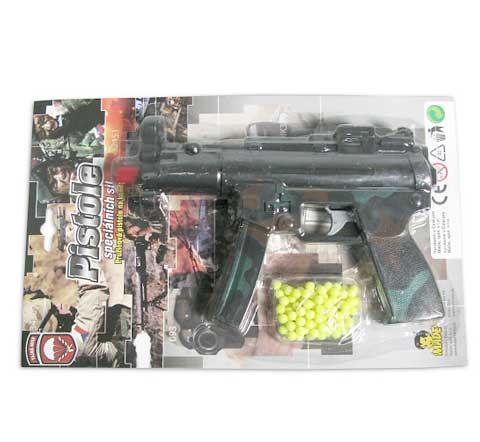 Pistole na kuličky 21cm