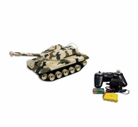 Tank na ovládání RC