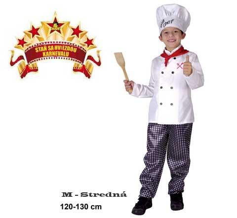 Karnevalový kostým Kuchař B