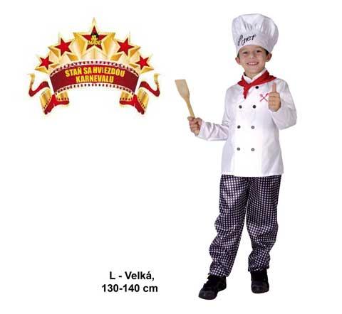 Karnevalový kostým Kuchař C