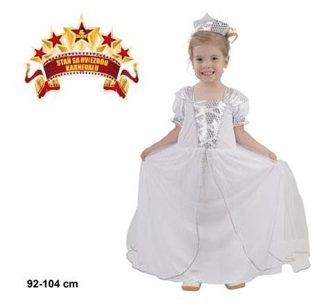 Karnevalový kostým Princezna malá