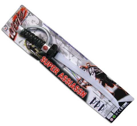 Meč Ninja svítící