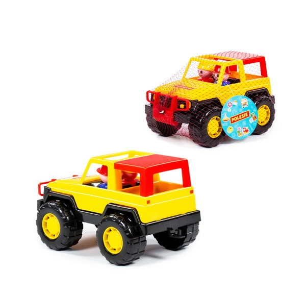 Polesie Auto Jeep Voyage
