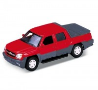 Auto 1:34 Welly Chevrolet 02 Avalanche č