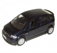 Auto 1:34 Welly Audi A2 zelené