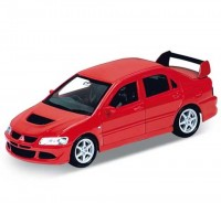 Auto 1:34 Welly Mitsubishi Lancer Evo VI
