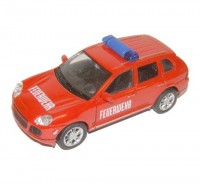 Auto 1:34 Welly Porsche Cayenne Turbo ha