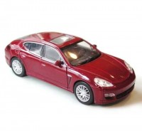 Auto 1:34 Welly Porsche Panamera S bordo