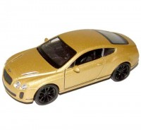 Auto 1:34 Welly Bentley Continental Supe