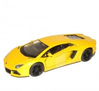 Auto 1:34 Welly Lamborghini Aventador LP