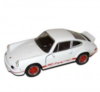 Auto 1:34 Welly Porsche 73 Carrera RS bí