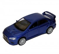 Auto 1:34 Welly Mitsubishi Lancer EVO X