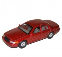 Auto 1:34 Welly Ford Crown Victoria 99 č