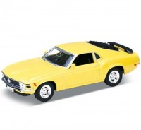 Auto 1:34 Welly Ford 70 Mustang Boss 302