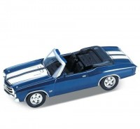 Auto 1:34 Welly CHEVROLET 71 Chevelle SS