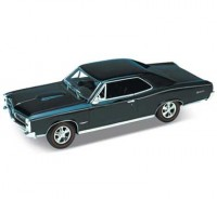 Auto 1:18 Welly PONTIAC GTO 1966