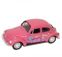 Auto 1:34 Welly VW Beetl Love