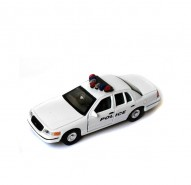 Auto 1:34 Welly 99 Ford Crown Victoria p