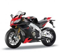 Motorka 1:18 Welly Aprilia RSV 4 Factor