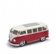 Auto 1:24 Welly 1963 VW T1 Bus tuning