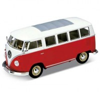 Auto 1:24 Welly VW CLASSIC BUS