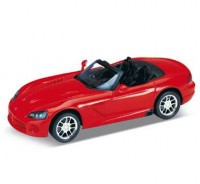 Auto 1:24 Welly DODGE VIPER 2003 červen