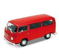 Auto 1:24 Welly VOLKSWAGEN BUS T2