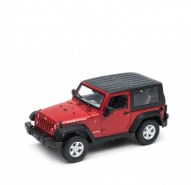 Auto 1:24 Welly 2007 Jeep Wrangler