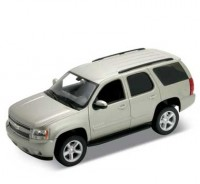 Auto 1:24 Welly CHEVROLET 2008 TAHOE šed