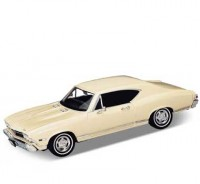 Auto 1:24 Welly Chevrolet Chevelle SS 39