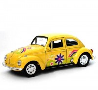 Auto 1:34 Welly VW Beetle color