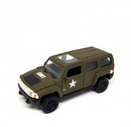 Auto 1:34 Welly Hummer H3 ARMY