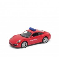 Auto 1:34 Welly Porsche 911 Carrera S co