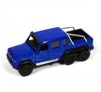 Auto 1:34 Welly Mercedes G 63 AMG 6x6 mo