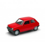 Auto 1:34 Welly Renault 5