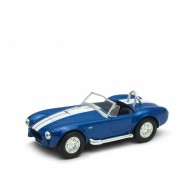 Auto 1:34 Welly 1965 Shelby Cobra 427 S/