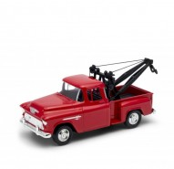 Auto 1:34 Welly 1955 Chevy Stepside Tow