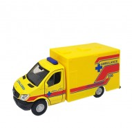 Auto 1:34 Welly MB Sprinter Ambulance